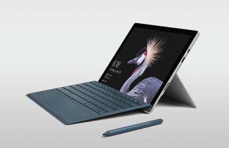 Microsoft anuncia su Surface Pro con LTE, conectividad móvil en el convertible de referencia