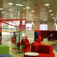 Foto 6 de 7 de la galería lugares-para-trabajar-las-oficinas-de-vodafone-en-madrid en Decoesfera
