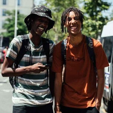 El mejor street-style de la semana: los modelos se coronan como reyes del estilo en París