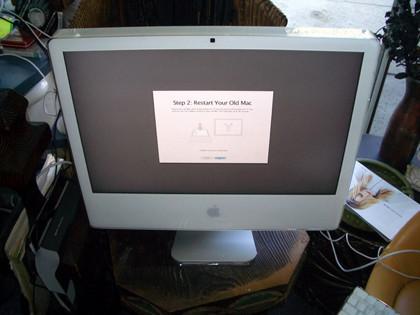 """Los primeros iMac de 24"""" están llegando"""