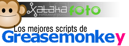 Los mejores scripts para Greasemonkey y Flickr