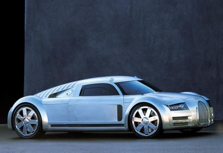 2000 Audi Rosemeyer Concept 2