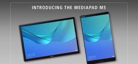 Huawei MediaPad M5, la renovación de su tablet más potente ahora en dos tamaños