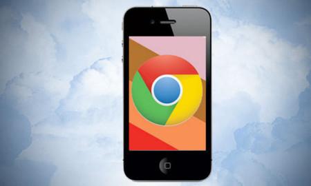 Navegación a pantalla completa en la nueva versión de Chrome para iOS