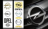 Logotipos históricos de Opel
