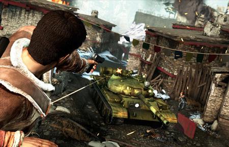 'Uncharted 2' no puede con 'FIFA 10' en su lanzamiento