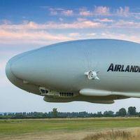 Así de lujoso es el interior del Airlander 10, la aeronave más grande del mundo
