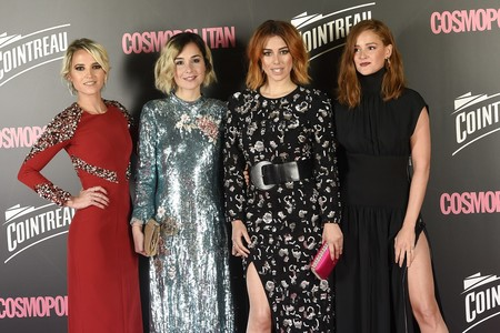 Todos los looks vistos en la alfombra roja de los premios Cosmopolitan 2017