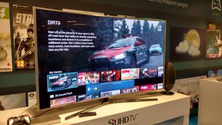 Gamefly llega a la teles de Samsung: videojuegos PS3 en streaming a 720p