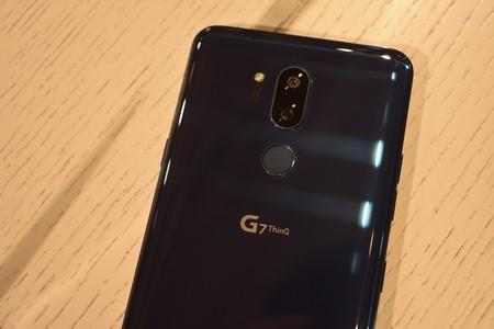 Lg G7 Thinq Primeras Impresiones Camara