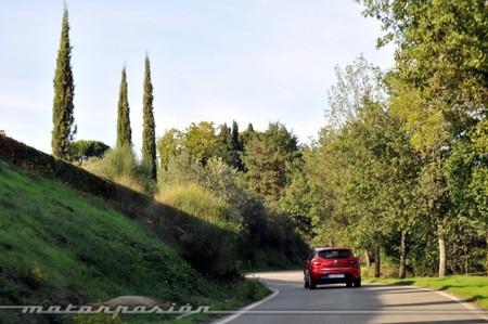 Renault Clio, presentación y prueba en Florencia (parte 2)