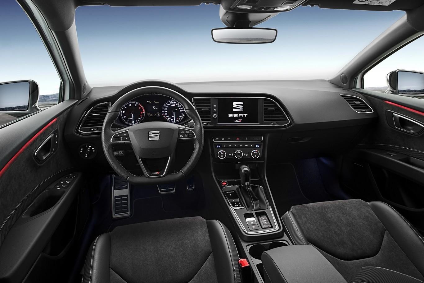 Foto de Honda Civic Type R v SEAT Leon Cupra v Ford Focus RS (11/17)