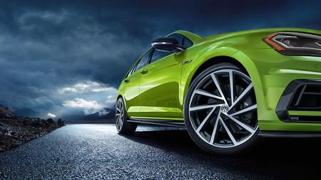Volkswagen pone a disposición de los más nostálgicos colores de sus VW clásicos, exclusivos para el Golf R