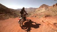 MotoGeo: persiguiendo el sol en el Valle de la Muerte