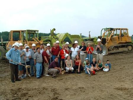 900 Acre Park Groundbreaking