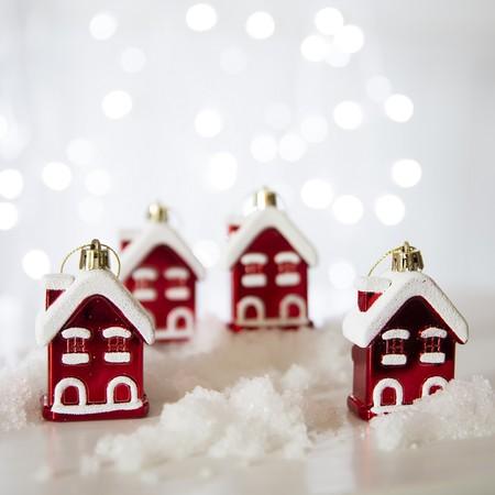 Decoración Navidad rojo