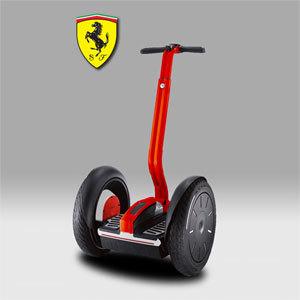 Segway edición especial Ferrari