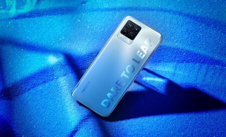 realme 8 Pro: pantalla AMOLED, 108 megapixeles y carga rápida de 50W para la gama media-alta de menos de 7,000 pesos