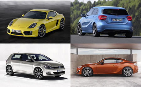 Conoced a los candidatos al World Car of the Year 2013