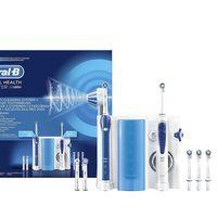El set de cepillo eléctrico Oral-B PRO 2000 + Oxyjet está rebajado a 124,90 euros en Amazon