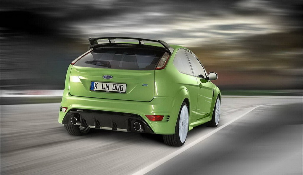 Foto de Ford Focus RS, posibles fotos oficiales (2/3)