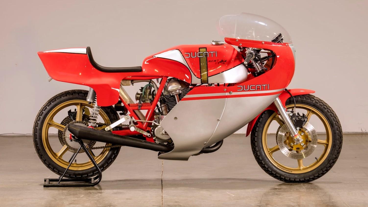 Foto de Ducati NCR 900 1978 (3/11)