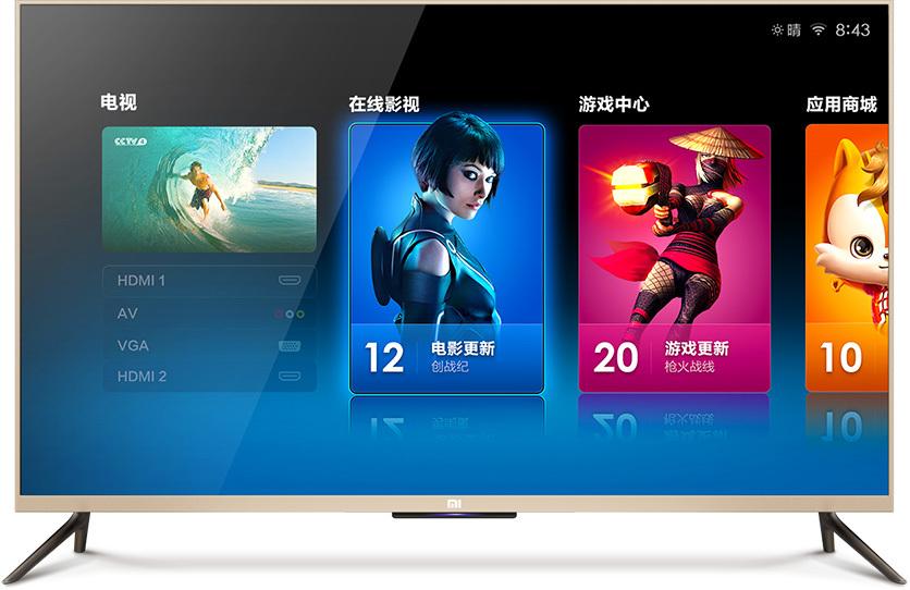 Foto de Xiaomi Mi TV 2 (3/5)