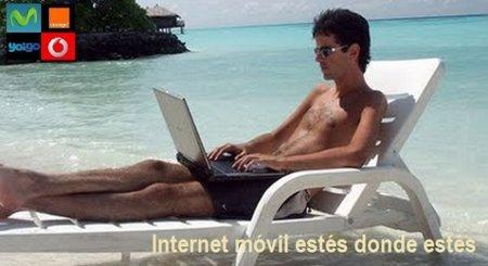 Cuatro accesorios para llevarte Internet contigo este verano