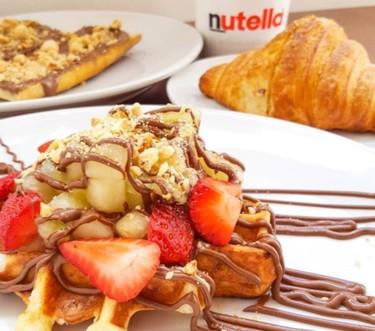 El café Nutella de Chicago ya es todo un éxito en su primer mes de funcionamiento