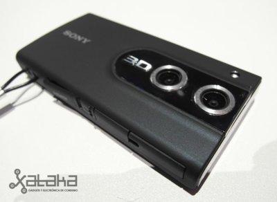 Sony Bloggie 3D – Prueba en CES 2011