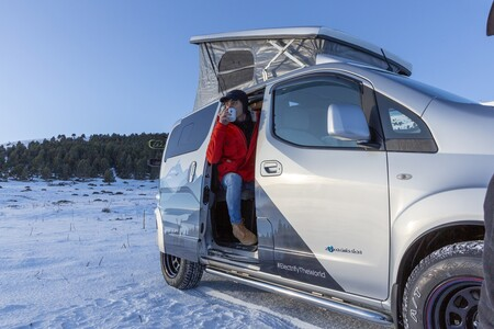 Nissan E Nv200 Winter Camper 008