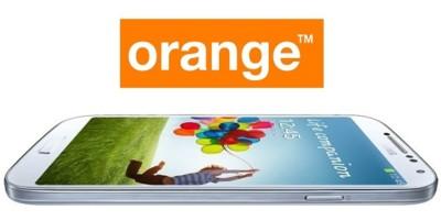 Precios Samsung Galaxy S4 con Orange