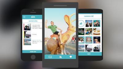 Microsoft Research lanza Xim, una nueva forma de compartir fotos desde tu smartphone
