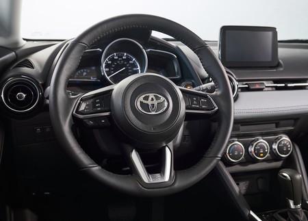 Toyota Yaris R Interior
