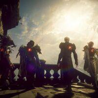 Babylon's Fall tiene nuevos gráficos para apaciguar las críticas: lo nuevo de Platinum Games es al fin legible
