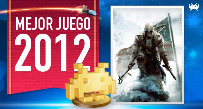 Mejor Juego año 2012