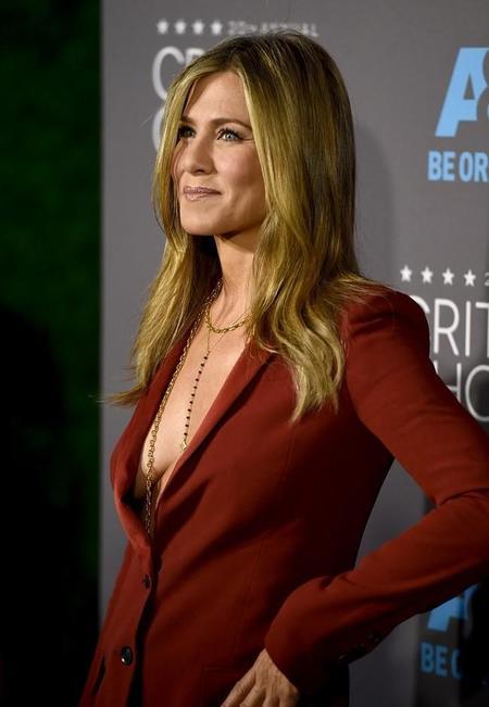 Y ahora Critics' Choice Awards, las celebrities están que lo tiran