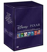 Colección de películas infantiles de Disney Pixar