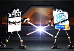 Toshiba vuelve con AMD