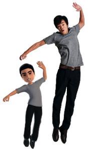 Control de nuestro avatar con Kinect 1.0