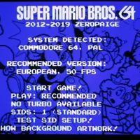 Nintendo exige la retirada de enlaces de 'Super Mario Bros. 64', la versión para el C64 creada por un programador durante 7 años