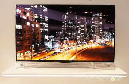 La guerra de los televisores OLED curvados
