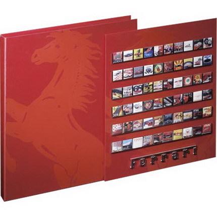 Album aniversario Ferrari