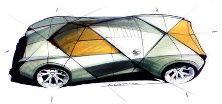 El Lamborghini Lidia consigue el 2º puesto en el Stile Italiano Giovani 2008