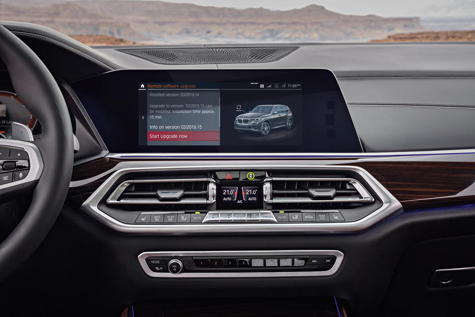 Foto de BMW X5 2018 (35/45)