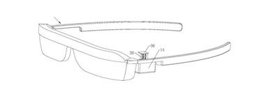 Huawei patenta unas extrañas gafas de realidad aumentada con cámara pop-up