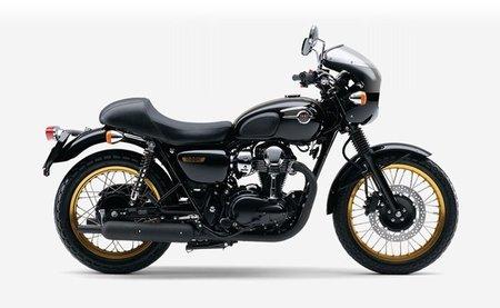Kawasaki W800 Cafe Style, todavía más vintage si cabe