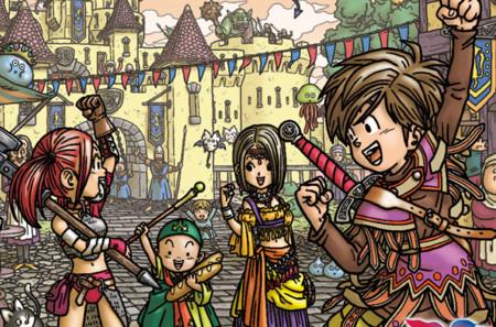 Dragon Quest XI podría anunciarse la próxima semana