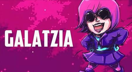 Galatzia llegó a Retroacán para salvar la ciudad de monstruos digitales