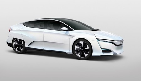 Honda Fcv Concept 103